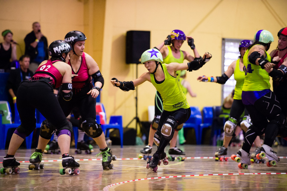 CRDL v Rat City. Photographer: Brett Sargeant, D-eye Photography