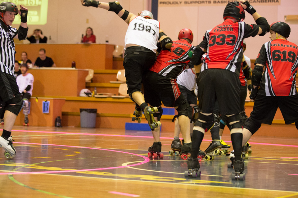 VDL Captial Carnage. Photographer: Brett Sargeant, D-eye Photography