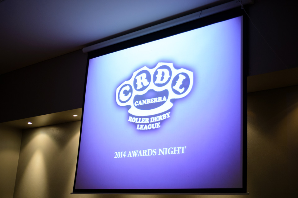 CRDL Awards night 2014. Photographer: Brett Sargeant, D-eye Photography