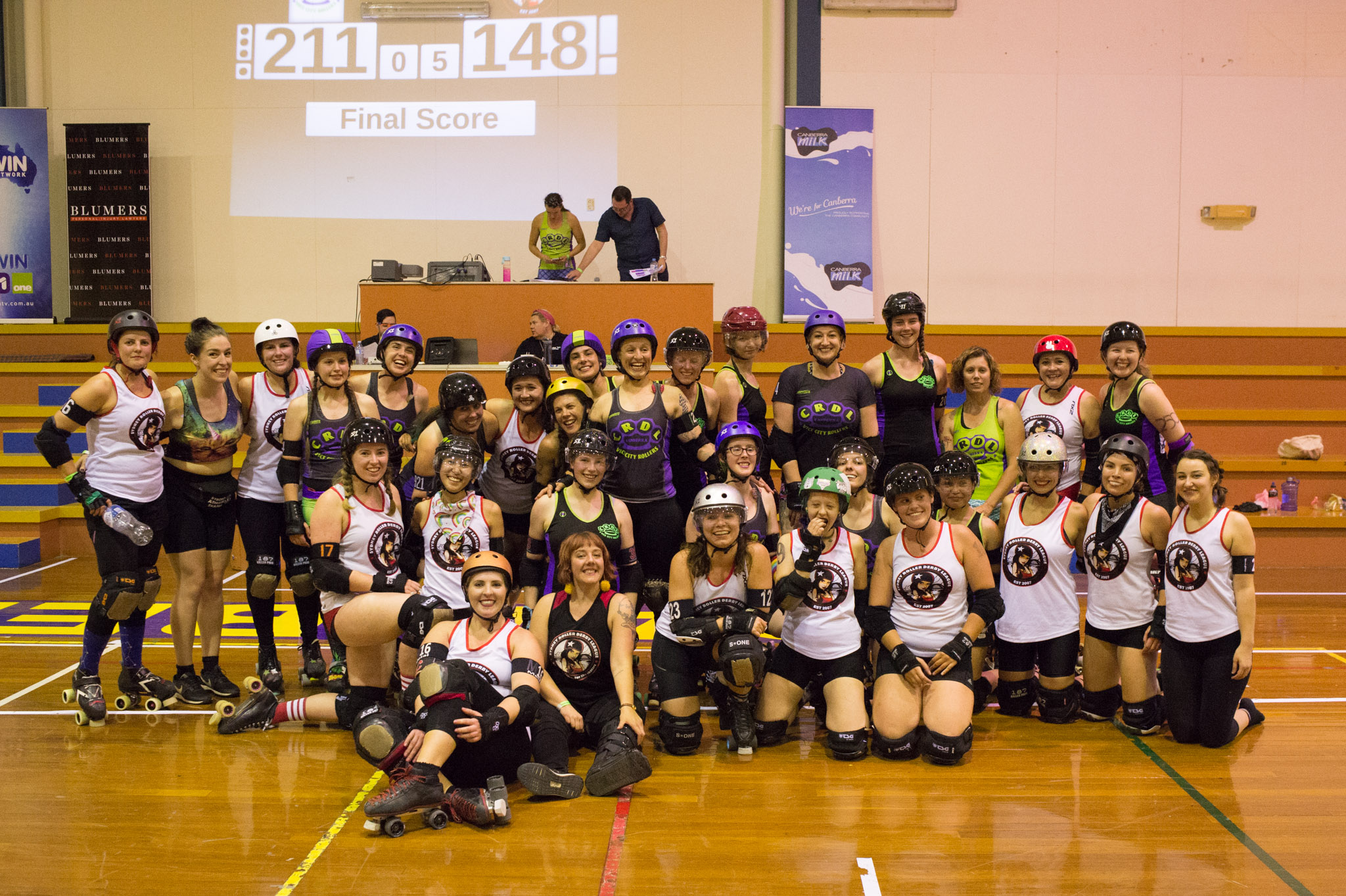 CRDL Invitational. Photographer: Brett Sargeant, D-eye Photography